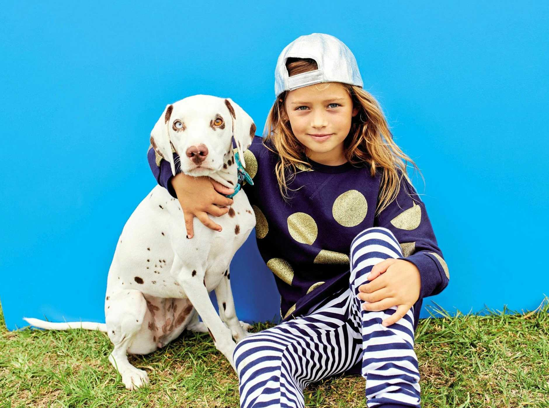 Peter Alexander's wearable kids' collection.