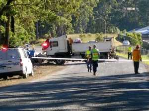Truck driver charged over fatal crash