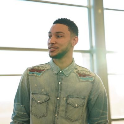 Ben Simmons. Picture: Twitter