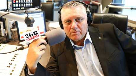 Ray Hadley  Picture: Renee Nowytarger