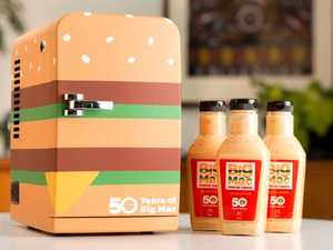 McDonald's to release Big Mac sauce bottle