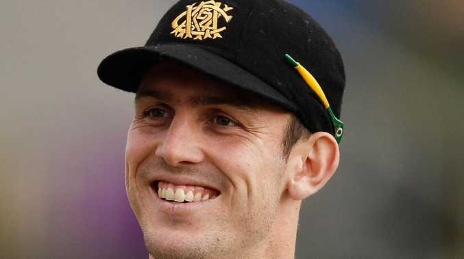 Mitch Marsh will take charge for the four-day portion of the tour.