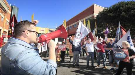 XXXX workers are taking strike action for a ninth time.