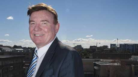 Authorities have sought to freeze four properties owned by former Ipswich CEO Carl Wulff.