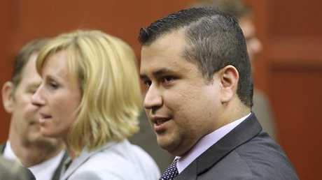 George Zimmerman. Picture: AP