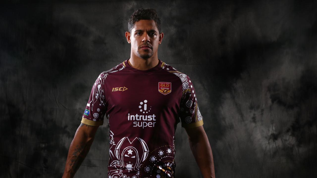 Queensland speedster Dane Gagai.