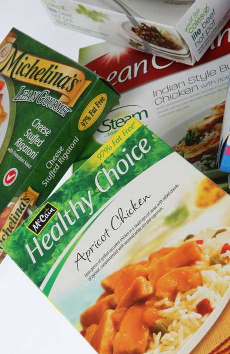 So many frozen meals are heavy on the pasta, rice and noodles (which is not surprising … they're cheap ingredients).
