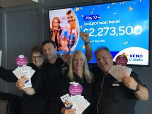 Huge $2.2 million Keno win for Ballina great grandmother