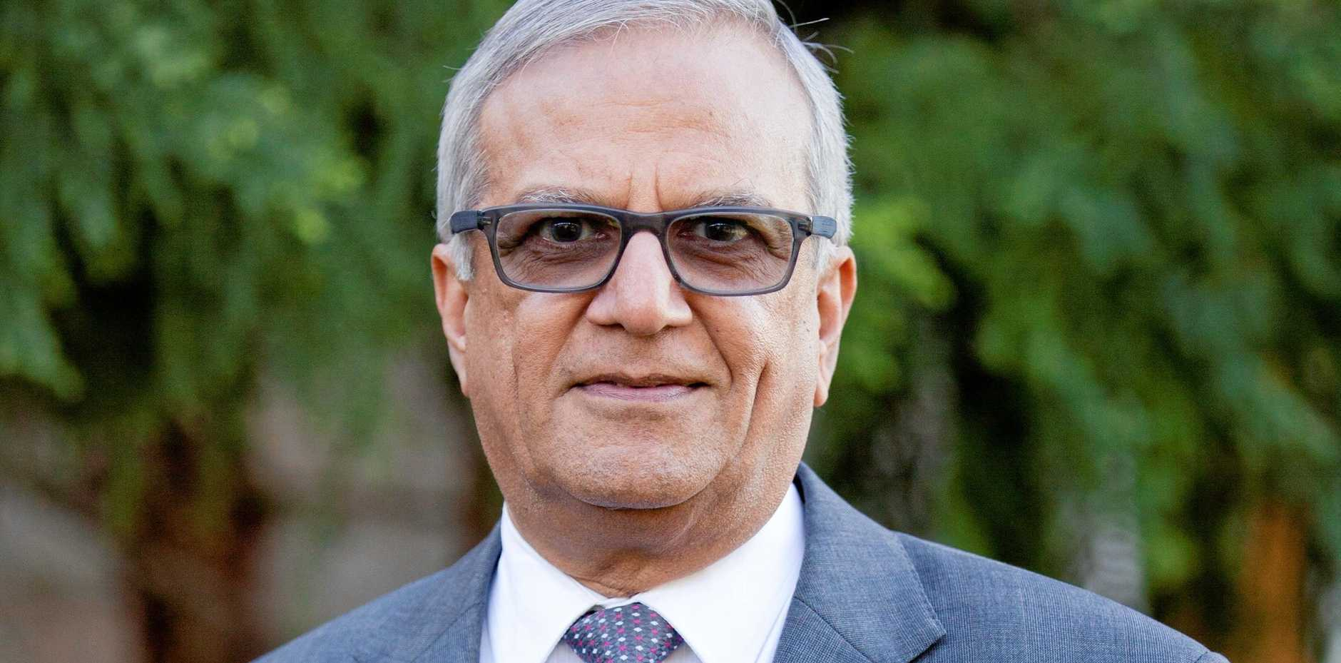 NEW POSITION: Dr Dhupelia is the new AMA Queensland President.