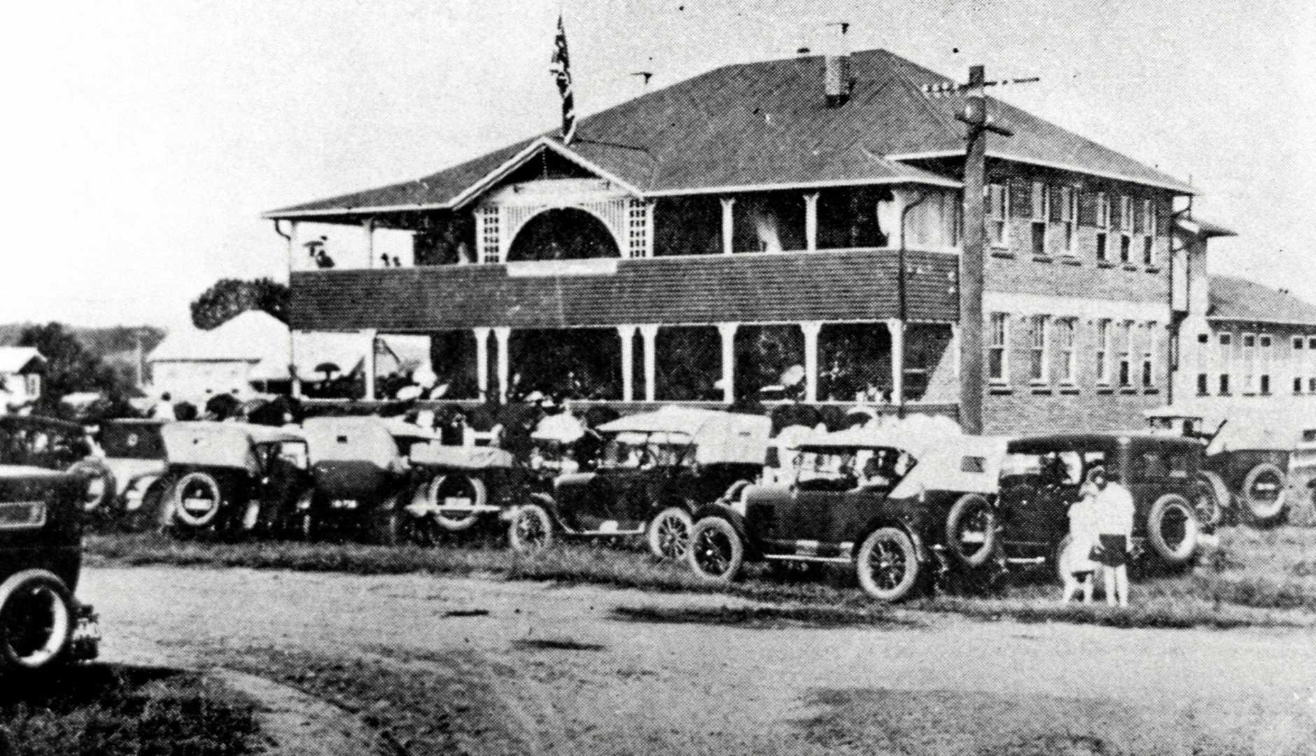 Ballina Manor in 1925