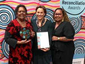 State award for Cherbourg's Ration Shed