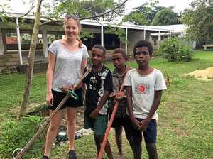 Tweed Valley Adventist College helps rebuild Vanuatu