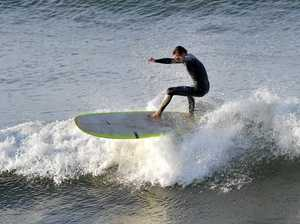 Any swell is better than none