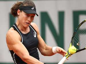 Defeat will send Stosur spiralling to 10-year low
