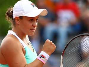 Barty reveals strategy to take down Serena