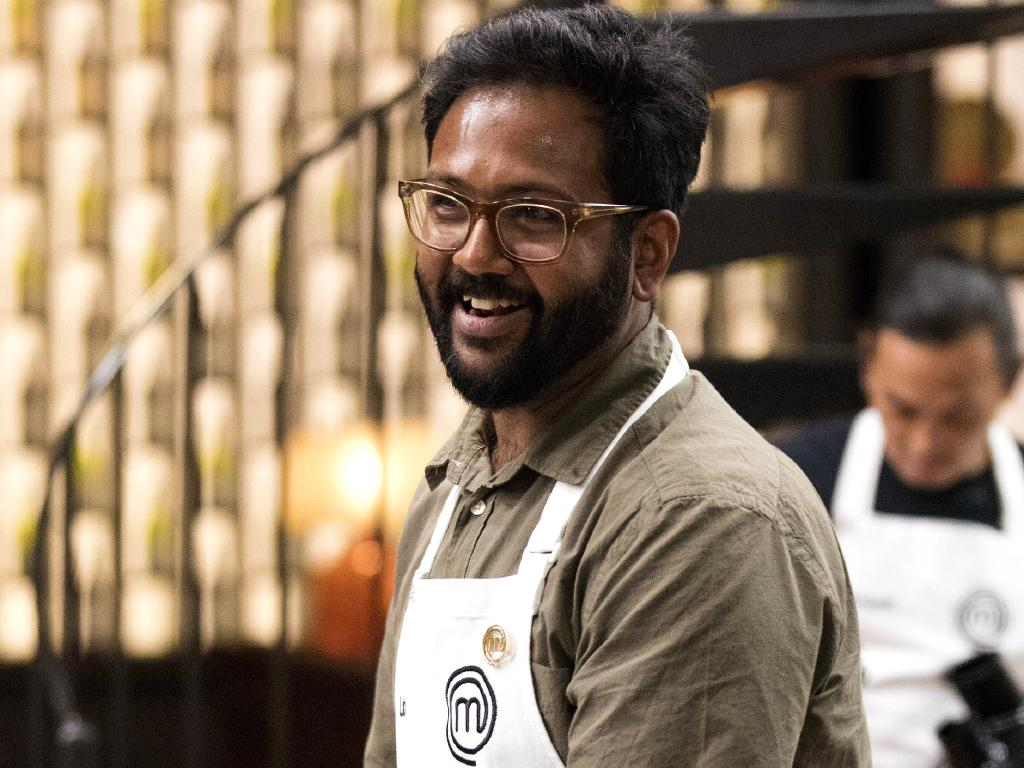 MasterChef Australia Loki Madireddi has been eliminated. Picture: Channel 10
