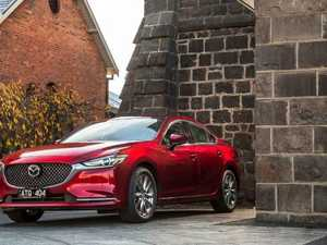 Mazda sedan gains turbocharged engine in midlife update
