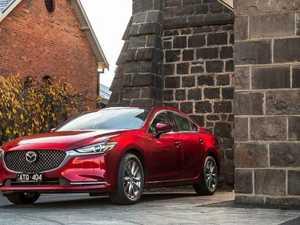 Mazda sedan gains turbocharged engine in midlife update
