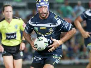 Thurston dropped by late hit