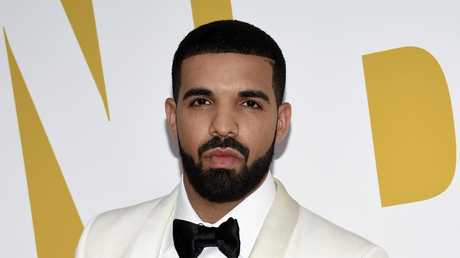 Drake has addressed the controversial photo. Picture: Evan Agostini/Invision/AP
