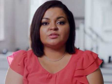 Pebbles Rodriguez, now 32, speaks in the documentary, which airs in June. Picture: Investigation Discovery.