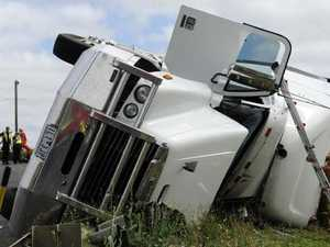Driver in crash that killed thousands of chickens fined