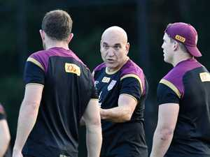 Maroons call back the Raging Bull