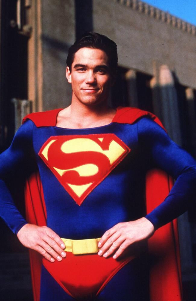 Scrolling through thousands of these old Superman photos for … research purposes.