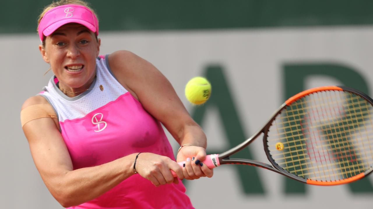 Sam Stosur calls Anastasia Pavlyuchenkova 'a dangerous opponent.'