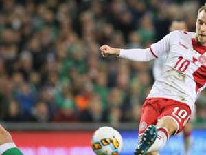 Aussies beware: Denmark's danger man holds the key