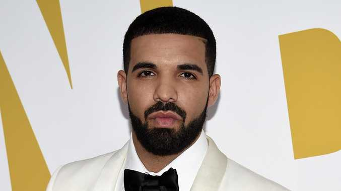 Drake has been forced to respond to a photo released by rap rival Pusha T. Picture: Evan Agostini/Invision/AP