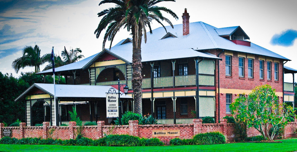 Ballina Manor's restaurant BMR on Norton is the premier in Ballina for all functions.