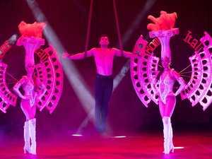 Circus Rio opens in Toowoomba tonight