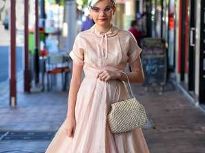 Ipswich Cup vintage fashions
