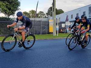 Summer crit final saw top cycling