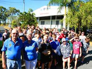 Camp Kanga welcomes first school visit since Cyclone Debbie