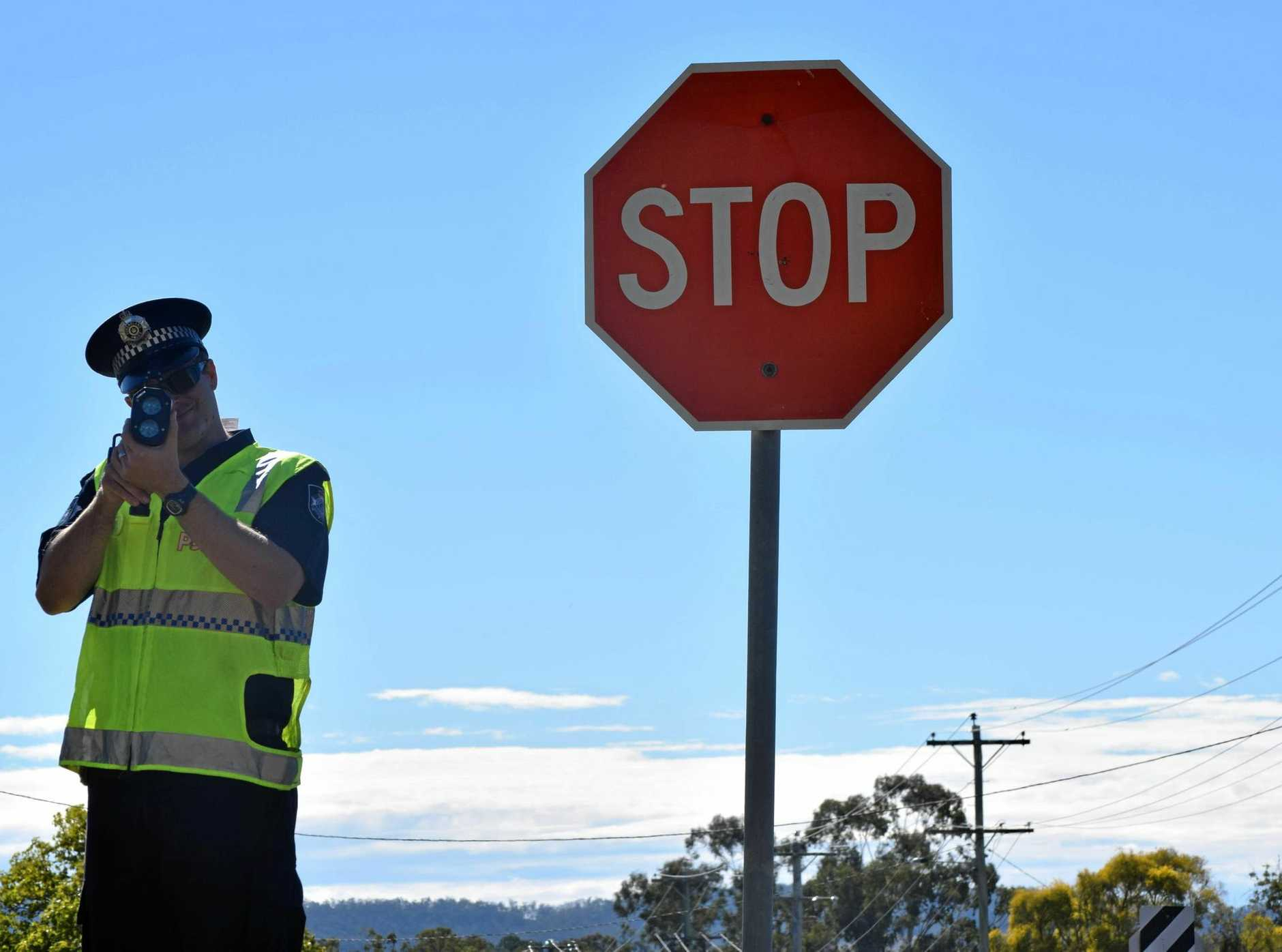 READ THE SIGNS: Too many drivers are choosing to ignore road rules.