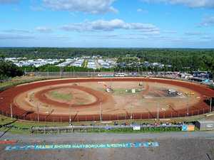 TOWN PROUD: Speedway thrives in the state's motorsport Mecca