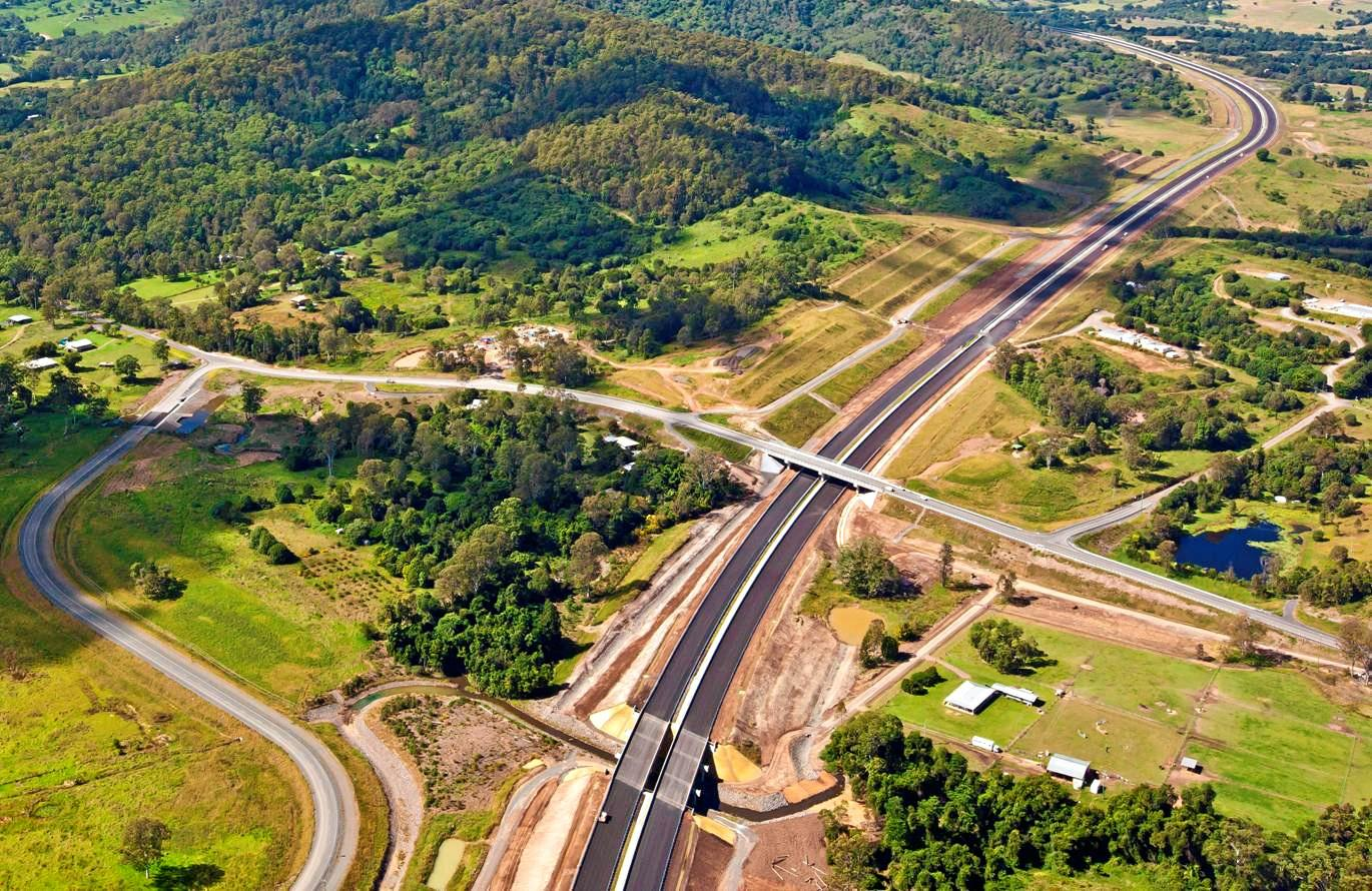 The LNP has committed to co-funding the final stretch of the Bruce Highway upgrade.