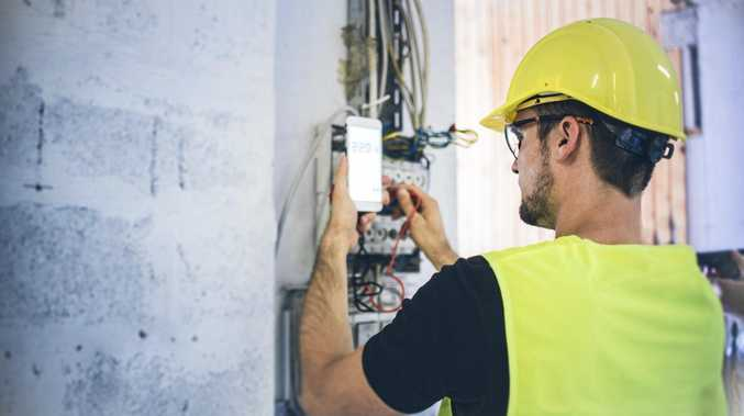 SAFETY FIRST: Electricity incidents are near the top of workplace safety concerns in Australia.