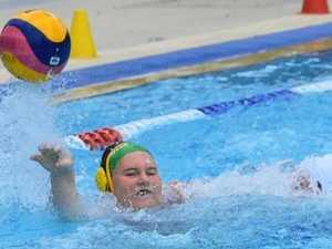 Rocky teen awarded USA water polo scholarship