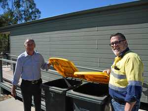 Recycling - where Gladstone's recyclables wind up