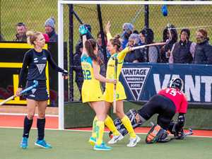 Fitzpatrick facilitates Hockeyroo vengeance in NZ
