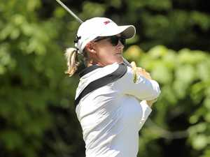 Smith shares lead at US Women's Open