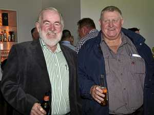 Toowoomba Turf Club hosts big footy names