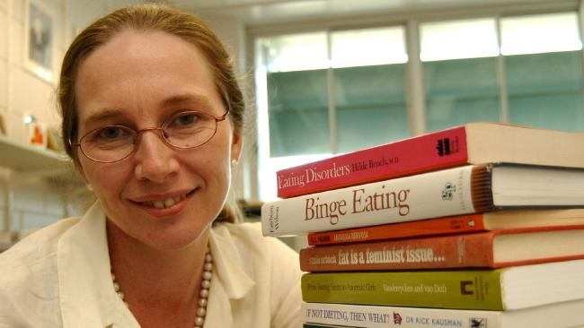 Professor Phillipa Hay, of JCU Medical School