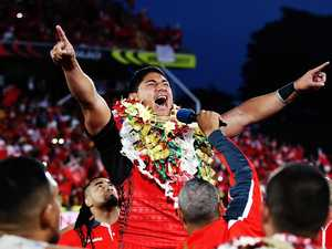 Taumalolo still a chance to play Denver Test for Kiwis