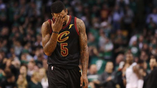 JR Smith will never live this moment down.