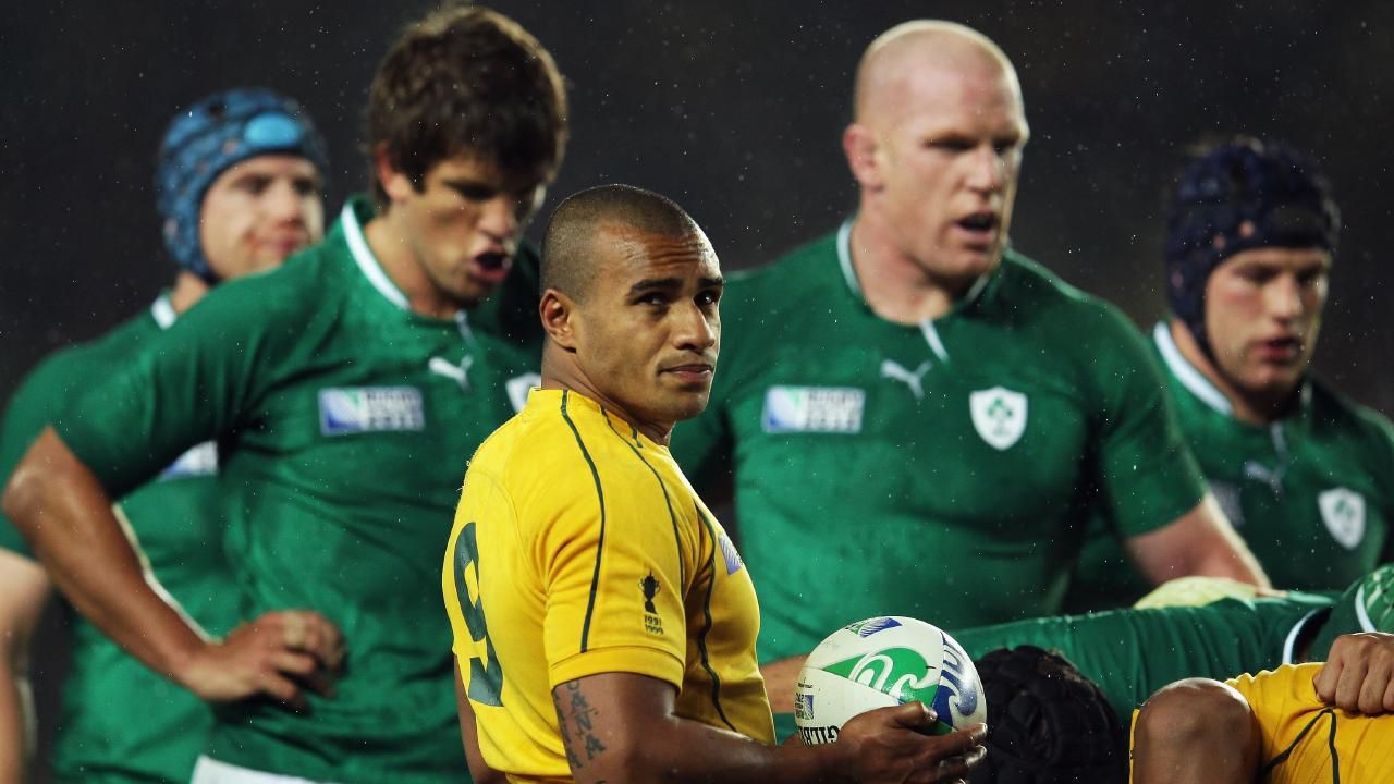 Rebels halfback Will Genia has been rested from their match against the Blues to be fully fit to take on Ireland.