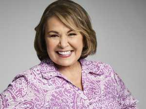 Bouncing back: Roseanne hints at TV return